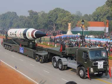 Agni-5 to be ready for induction in armed forces by 2015