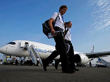 Airbus to boost its finance options by purchasing German lender