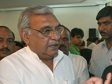 Bhupinder Singh Hooda. PTI