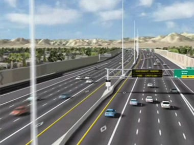 China to build intelligent super expressway with speed limits between 100-120 Km per hour