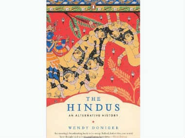 Cover of Wendy Doniger's The Hindus