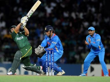 Fans would be very happy with an India vs Pakistan series. Getty Images