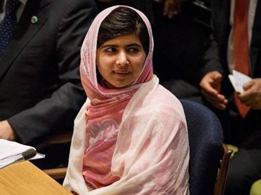 Young Pakistani activist Malala Yousafzai sympathises with Syrians