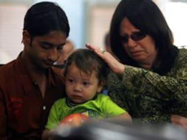 File image of baby Moshe.
