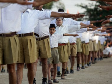 Shocked at senior leaders relationship, RSS shows him the door