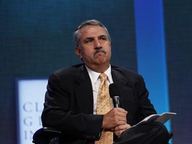 Thomas Friedman. Reuters image