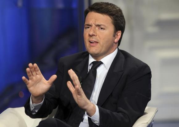 President summons centre-left's Renzi as Italy seeks new government