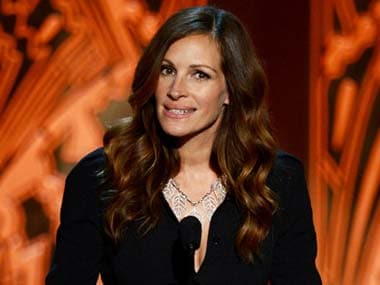 George, take note: Julia Roberts says she's 'enamoured' by Amal Clooney