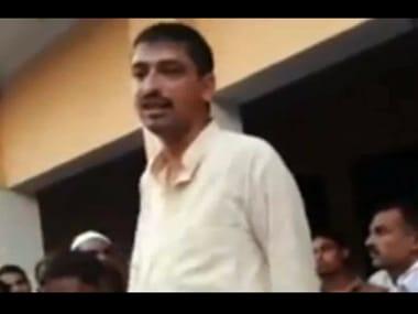 Imran Masood in a YouTube screen grab.