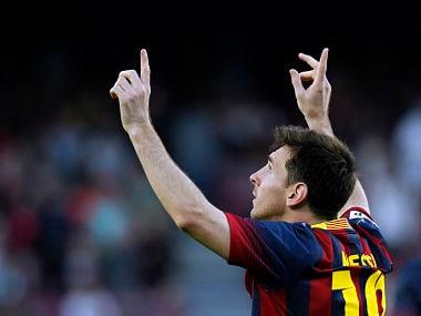 Who was Paulino Alcantara, the man whose record Messi broke?