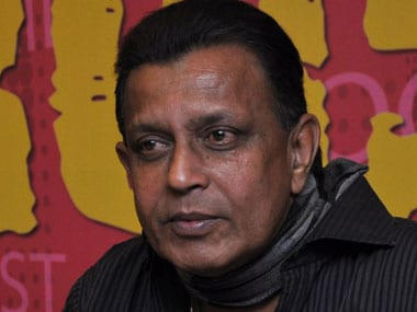 Disco dancer Mithun Chakraborty turns rapper
