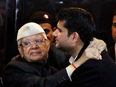 I dont trust him, says Rohit Shekhar after ND Tiwari accepts him as son