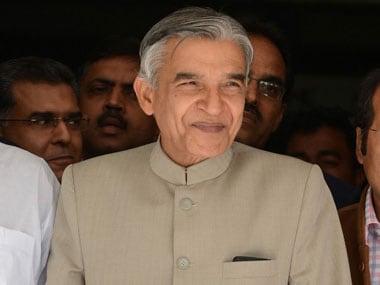 Pawan Kumar Bansal files nomination from Chandigarh