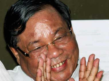 PA Sangma back in politics, to contest from Tura seat