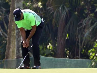 Tiger Woods has had a rough start to 2014. Reuters