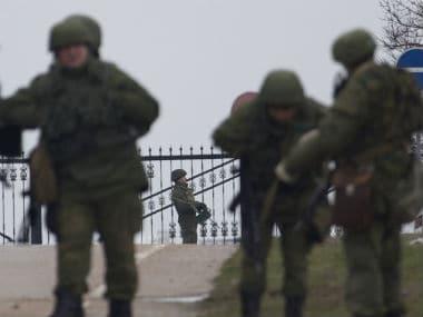 Ukraine: Troop reserves on alert, Russians arrive despite warnings
