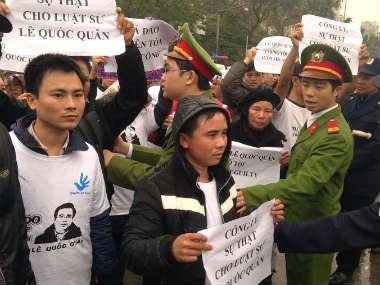 Vietnam imprisons blogger who wrote critical posts against govt
