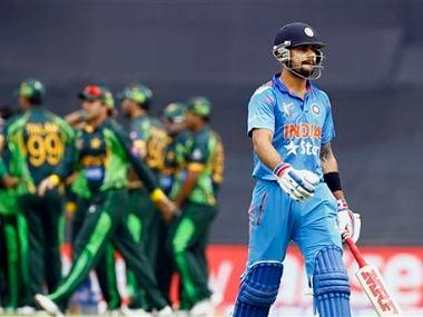 Kohli wicket was a key one. AP
