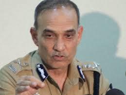 Former Mumbai Police Commissioner Satyapal Singh.