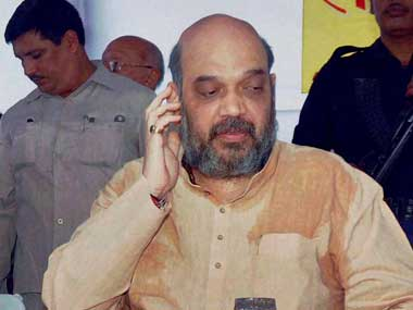 EC ban lifted: Amit Shah allowed to get back on campaign trail