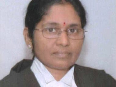 G Rohini sworn in as first woman Chief Justice of Delhi HC