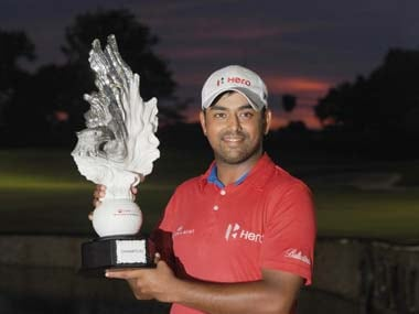 Lahiri voted 2014 Asian Tour Players Player of the Year