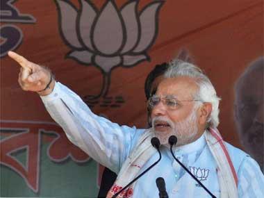 Italy Sonia and Pak Kejriwal: Modi back to his bad old ways