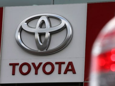 Toyota. Reuters.