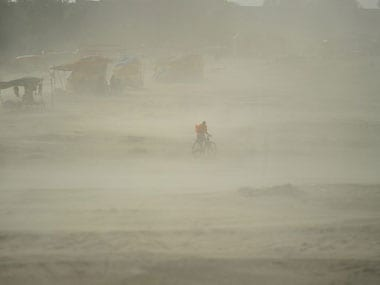 Dust storms, thunderstorms lash parts of north India: A look at past severe weather events to affect the country
