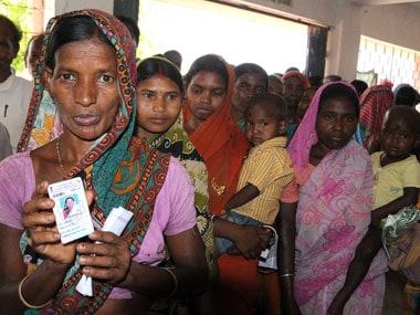 Election 2014: 56% voter turnout in Chhattisgarh till 4 pm