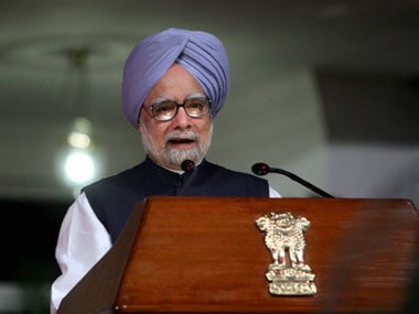 Manmohan Singh hits out at BJP during rally in UP