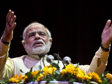Comment on Kargil martyr distorted by rivals, complains Modi