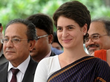 Manmohan Singh is the only super PM in UPA govt says Priyanka