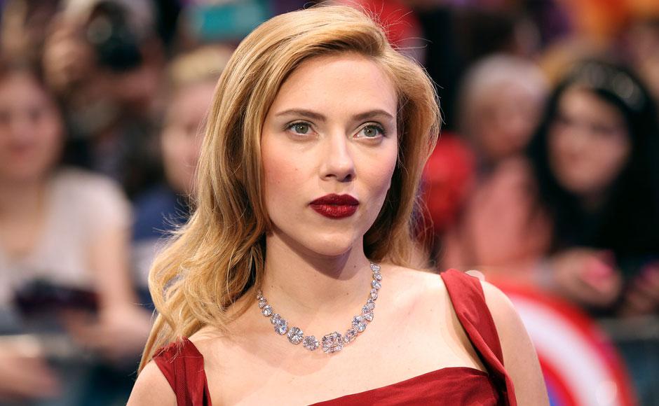 Scarlett Johansson. Reuters