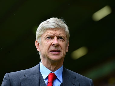 File Picture of Arsene Wenger. Getty Images