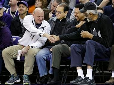 Former Microsoft CEO Steve Ballmer to buy LA Clippers for US $2 billion?