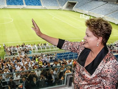 How Brazils unpredictable presidential polls have swung so far