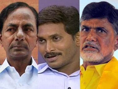 Telugu leaders keep Modi guessing on their support: Jaganmohan Reddy forgives Congress, KCR attacks BJP