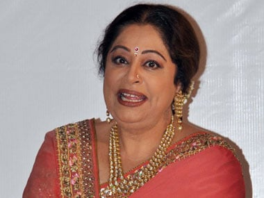 Anupam Kher thanks voters for helping Kirron Kher win