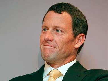 Disgraced former cyclist Lance Armstrong says he wouldnt change a thing reflecting on doping scandal
