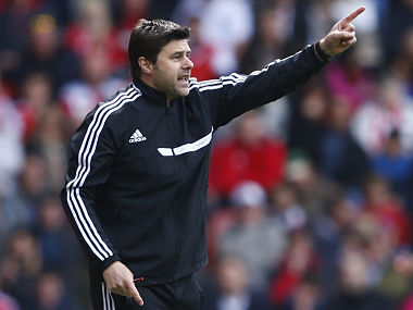 File photo of Mauricio Pochettino. Reuters