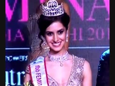 Miss Koyal Rana in this file photo. Screenshot from YouTube.