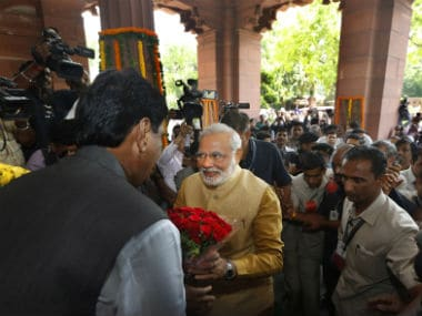 A call to arms: Modi offers window to push liberal agenda