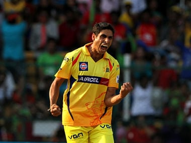 In Ashish Nehra, Chennai Super Kings find an unlikely hero