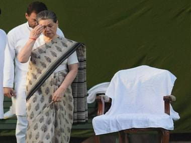 Disappearing dynasty: Zero ads, coverage of Rajivs death anniversary