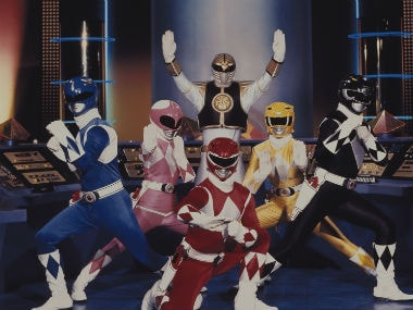 Lions Gate to produce new rebooted Power Rangers movie