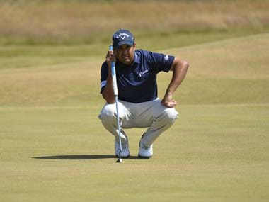 Golf: Shiv Kapur tied 22nd after first round at BMW PGA Championship