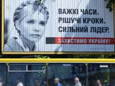 Ukraine prepares to vote for Prez elections after bloodshed