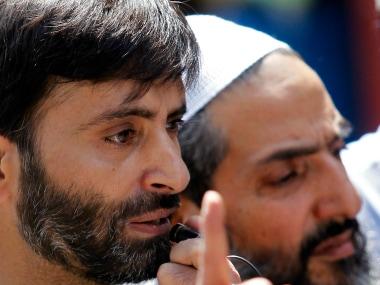 Jammu and Kashmir: Mirwaiz Umar Farooq detained ahead of separatist-called protest march to Shopian