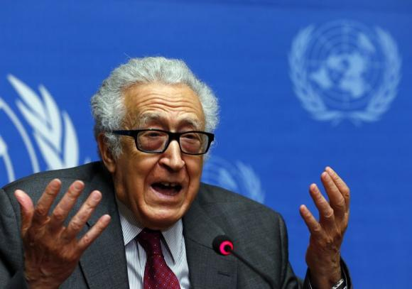 Frustrated Syria mediator Brahimi to step down, UN seeks replacement